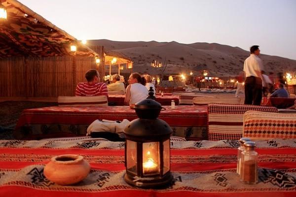 Desert Safari with Dinner