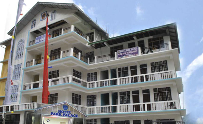 Hotel Park Palace Lachung