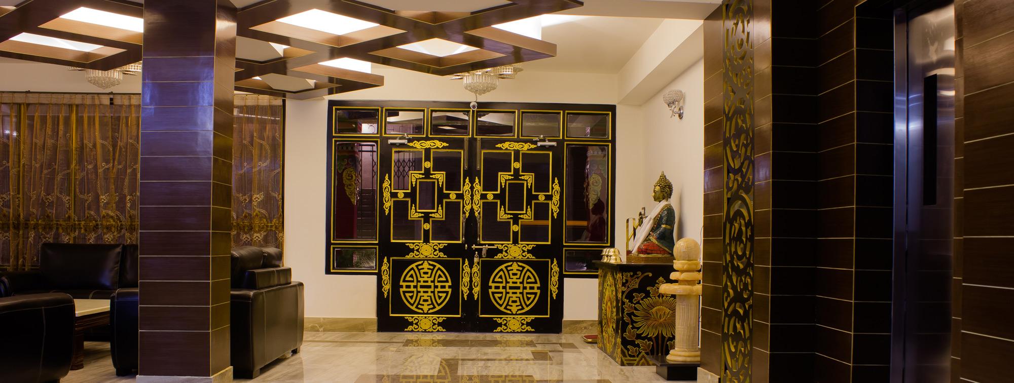 Royal Orchid & Spa,Gangtok