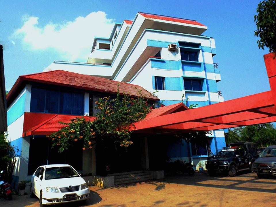 Hotel Neelanjana Ltd, Kuakata