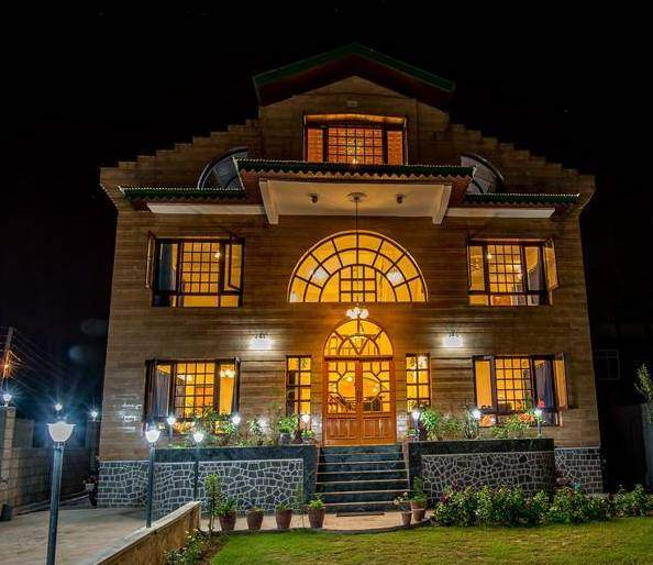 Hotel Castle Kashmir