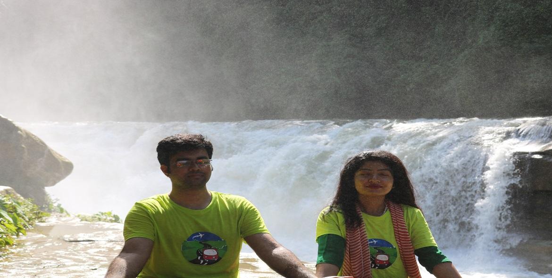 Nafakhum Waterfall Adventure Tour