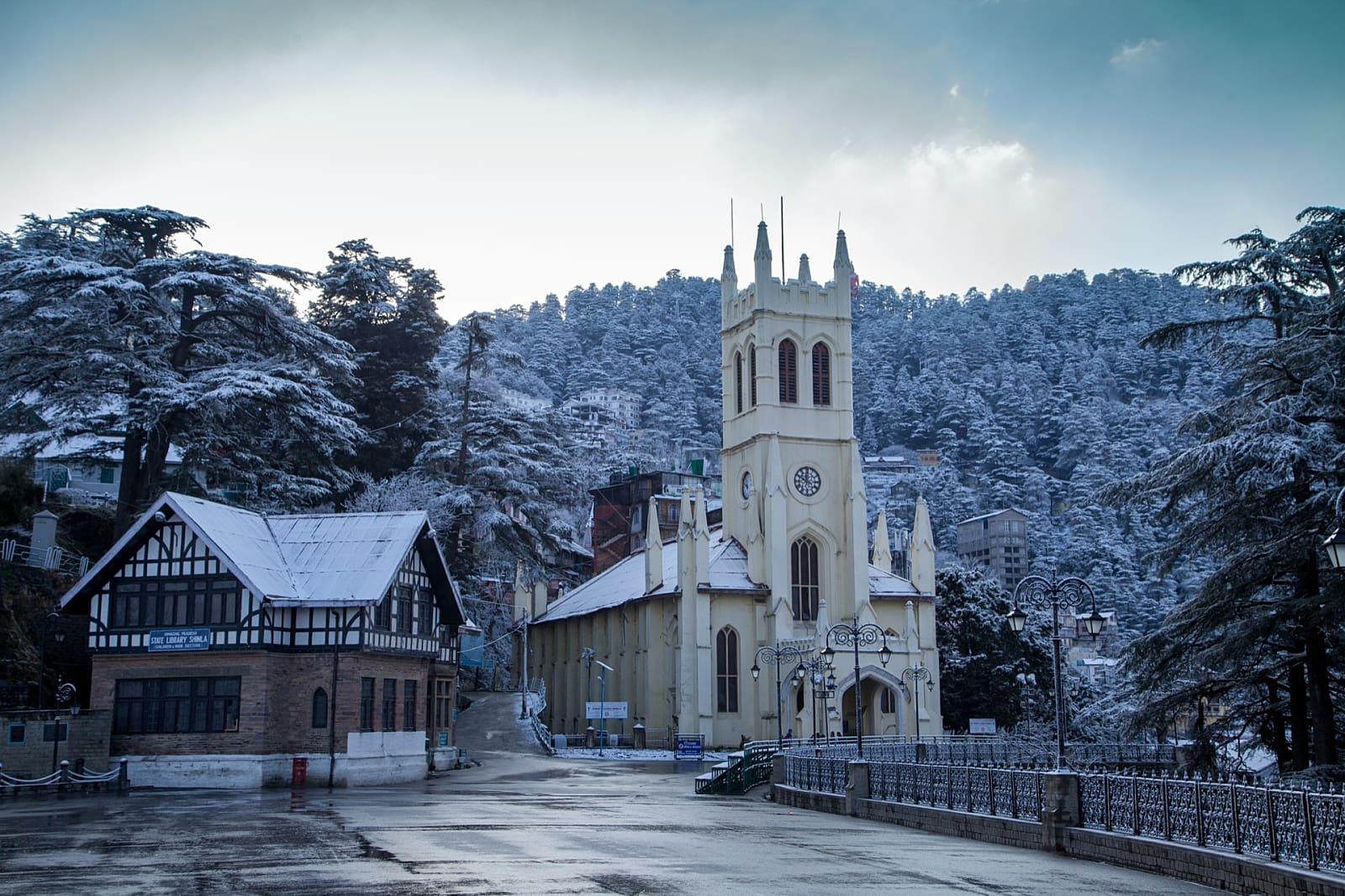 Amazing Shimla,Manali